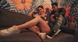Lina Tejeiro y Andy Rivera.