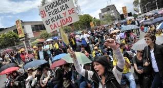 En el Magdalena se sumarán 12 mil maestros al paro.