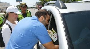 La Secretaría de Seguridad del Distrito de Santa Marta y la Policía Metropolitana realizaron el lanzamiento del 'Plan Navidad 2018'.