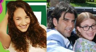 Thelma Fardín y Juan Darthes