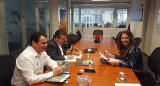Al evento asistieron el jefe de la oficina de Turismo del departamento del Magdalena, la directora de la Oficina de Procolombia U.S.A.; y el director de Cotelco, capítulo Magdalena.