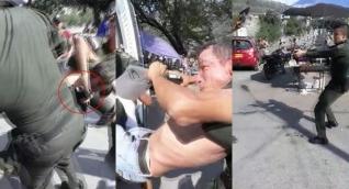 El hecho ocurrió en el municipio de Honda, en el departamento del Tolima.
