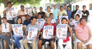 La comunidad expuso las principales necesidades por las que afronta esta zona del país del departamento del Magdalena.