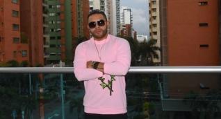 Danny Daniel, cantante de salsa.