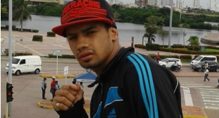Yeison Cohen, boxeador veenzolano.