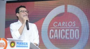 Carlos Caicedo, excandidato presidencial.