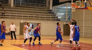 Samarios Basketball hizo respetar la casa en sus dos juegos.