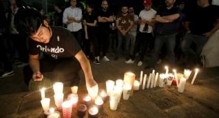 Los familiares exigían saber el paradero de los estudiantes.