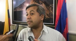 Eduardo Arteta Coronel, secretario de Planeación del Magdalena.