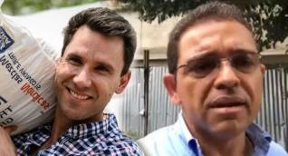 Juan Pablo Díaz Granados (izq) y Rafael Martínez.