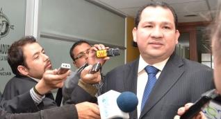 Omar Díazgranados, exgobernador del Magdalena.