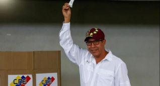 Henri Falcón, candidato presidencial venezolano.