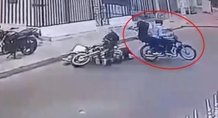 La Policía está tras la pista de los delincuentes.