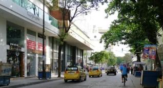 Comienza a sentirse el paro de buses en Santa Marta.