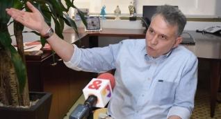 Javier Lastra Fuscaldo, Agente Interventor de Electricaribe.