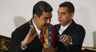 Nicolás Maduro se juramentó este jueves ante la oficialista Asamblea Nacional Constituyente.