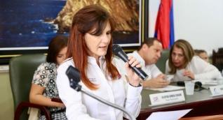 Gobernadora instaló sesiones de la Asamblea departamental.