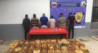 Fueron capturados 5 integrantes de una banda criminal dedicada al contrabando de extracción de combustible en el estado Táchira