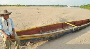 En la región Caribe el riesgo de desertificación y salinización es alto.