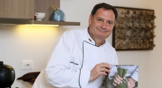 Carlos Gaviria Arbeláez es una autoridad en cocina colombiana.