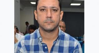 Elkin Méndez Posteraro, alcalde de Guamal.