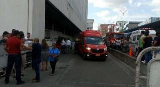 Los heridos fueron trasladados a centros asistenciales de la capital del Valle.
