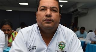 José Nicolás Díaz Marchena, alcalde de Salamina.