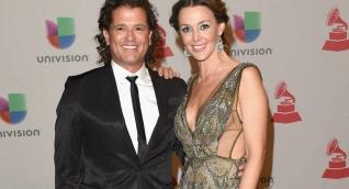 Carlos Vives y Claudia Helena Vásquez.