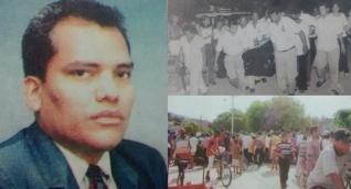Roque Morelli Zárate, decano de la Universidad del Magdalena asesinado el 5 de septiembre de 2002.