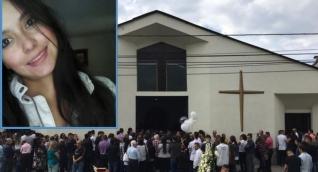 A la joven le dieron el último adiós en la ciudad de Manizales.