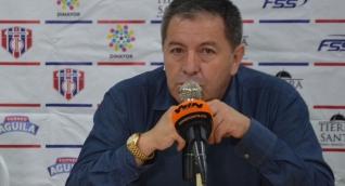 Luis Eduardo Méndez, presidente del Unión Magdalena.