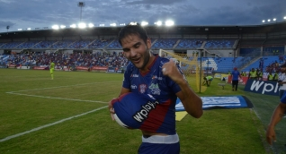 Lucas Sotero marcó el gol de la victoria.