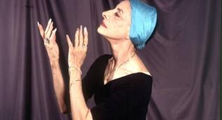 La bailarina cubana Alicia Alonso