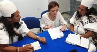 Las Residencias Escolares de las IED Kankawarwa y Gunmakú ubicadas en las municipios de Fundación y Aracataca, respectivamente.