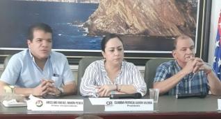 La sesión que se llevó a cabo este miércoles contó con la presencia de nueve diputados.