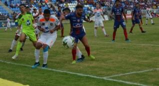 Unión Magdalena anotó en sus últimos ocho partidos como local.