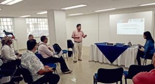 La convocatoria fue realizada por la Agencia de Renovación del Territorio, en el Centro de Estudios de la Caja de Compensación Familiar del Magdalena.
