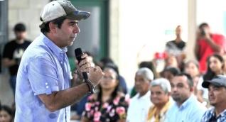 Alex Char, alcalde de Barranquilla.