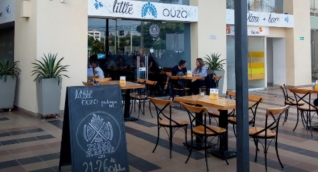 Restaurante Little Ouzo