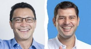 Caicedo y el Mello volvieron a enfrentarse en las redes sociales.