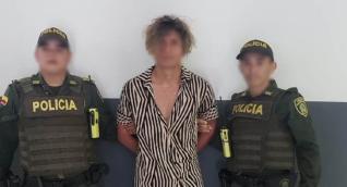 Lengir Mauricio Díaz capturado en Cartagena
