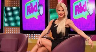 Mary Méndez, presentadora del programa La Red del Canal Caracol.
