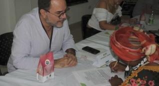 Contó con la participación de 33 productores de los municipios de El Banco, Ariguaní, Ciénaga, Fundación, y el distrito de Santa Marta.