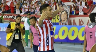 Teófilo Gutiérrez.