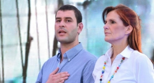 Luis Miguel Cotes y Rosa Cotes se pronunciaron por los actos de Álvaro Cotes.
