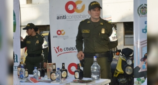 En esta temporada intensificarán los operativos para ubicar e incautar licor adulterado o de contrabando.