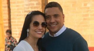 La feliz pareja