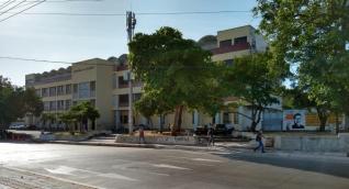 Universidad del Atlántico, sede centro