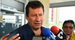El abogado Jaime Lombana, apoderado del empresario Julio Gerlein Echeverría.