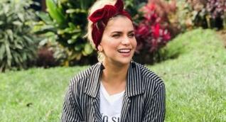 Adriana Lucía, cantante colombiana.